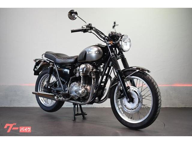 カワサキ W650